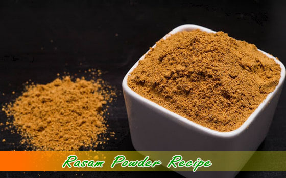 Rasam Powder South Indian Traditional Rasam Powder