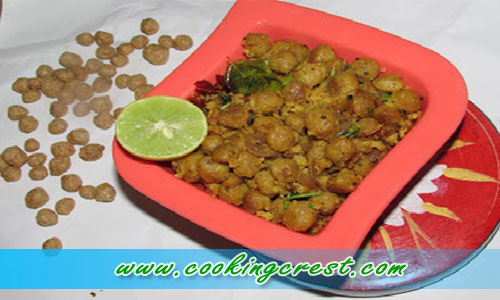 Pepper Soya Chunks