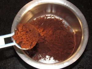 prepare Filter Coffee without coffee filter