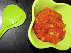 Traditional Tomato Chutney