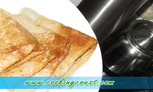 Whole Wheat Dosa
