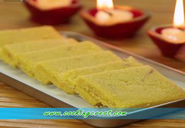 How to Make Homemade Kaju Ki Barfi