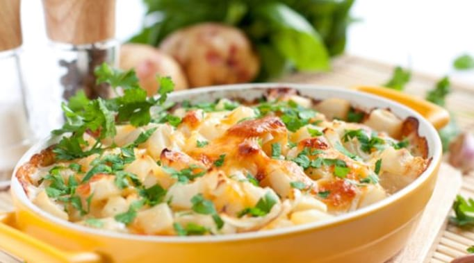 Pommes Gratin Vegetarian Dinner Recipes