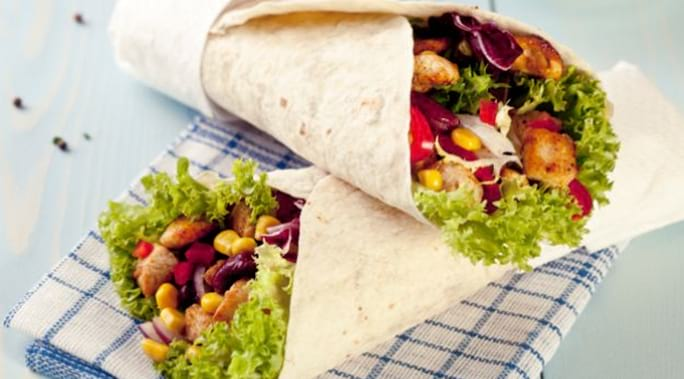 Vegetarian Burritos Vegetarian Dinner Recipes