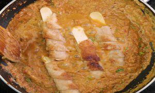 Soya Chaap Curry Recipe